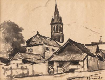 le village-toshio bando