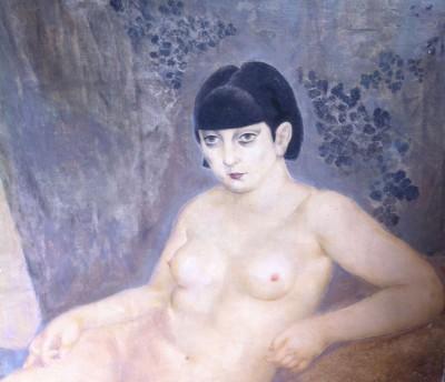 Portrait de Kiki - Toshio Bando