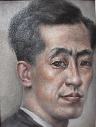 Autoportrait de Toshio Bando