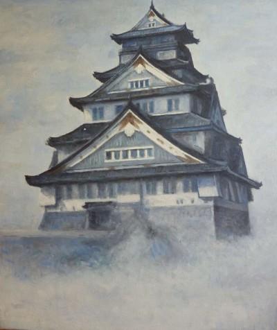 Le monastère - Toshio Bando